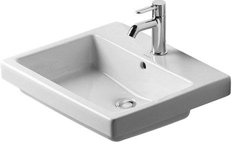 Vero Vasque à encastrer #031555 | Duravit