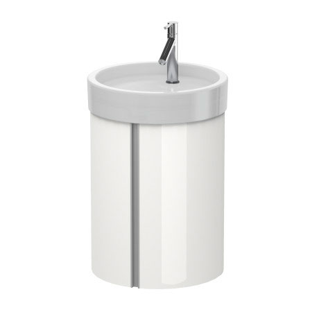 Starck meubles meuble sous lavabo suspendu s19523 duravit for Meuble starck