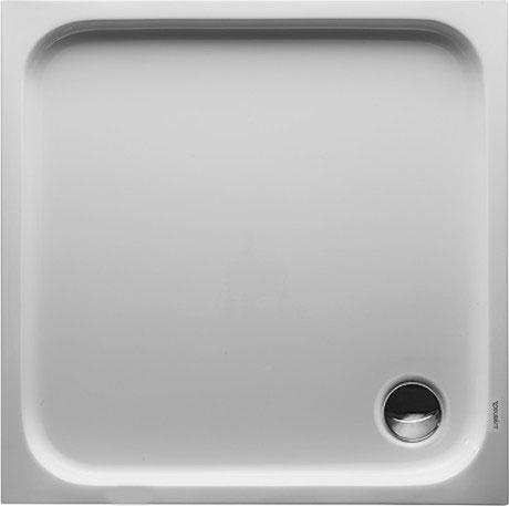 D code receveur de douche 720102 duravit - Receveur de douche duravit ...
