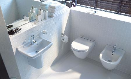 Petits Espaces Toilettes Idées Pour Petites Salles De