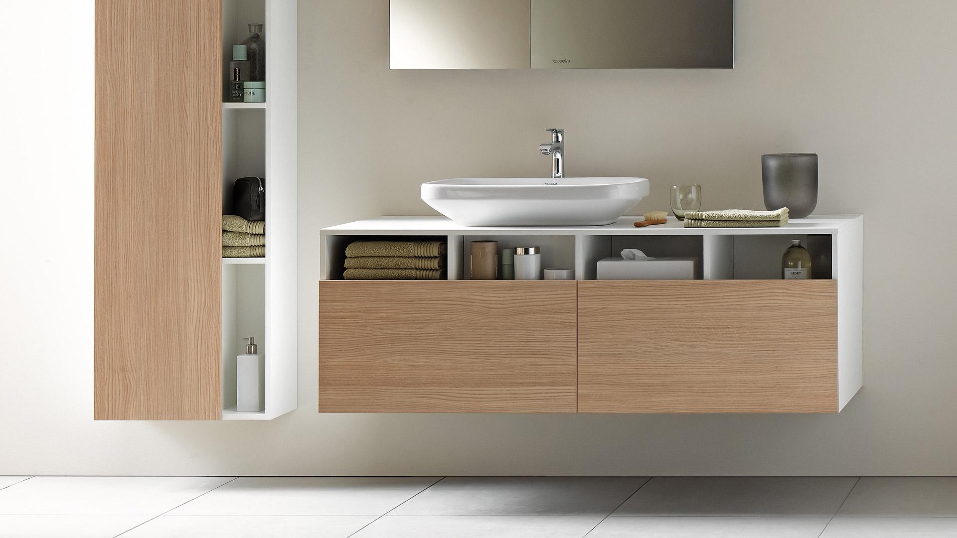 Poser Une Baignoire Avec Rebord durastyle : lavabos, baignoires, wc et plus   duravit