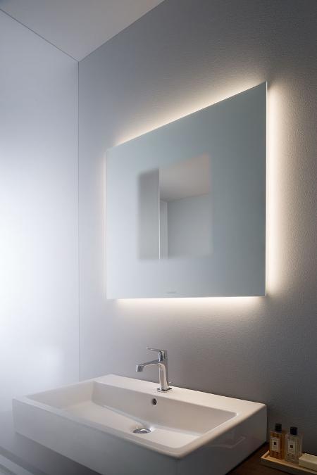 Eclairage et miroir | Duravit