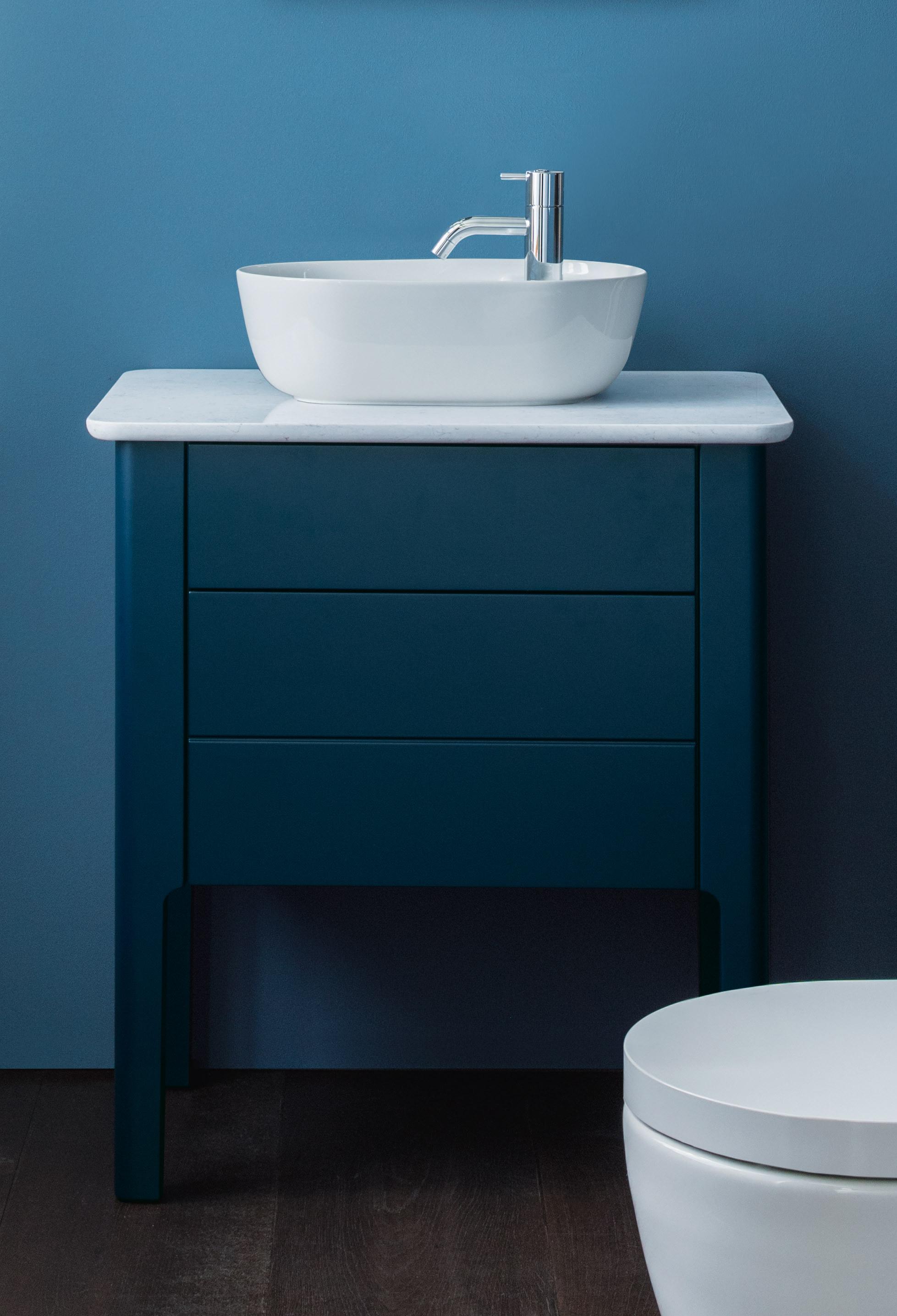 Luv de duravit meubles de salle de bainsl wcs et bien for A quoi sert un bidet dans une salle de bain