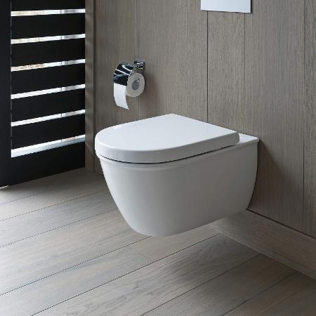 Modernes Wc cuvettes de wc toilettes pour une salle de bains moderne duravit