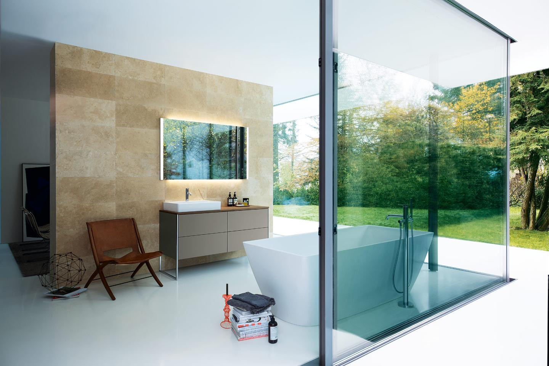 C ramique sanitaire et meubles de salle de bains design for Planifier votre propre maison