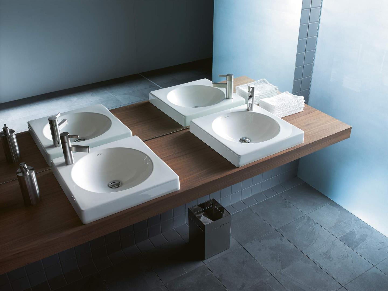 Lavabo Personne Mobilité Réduite duravit architec : wc, bidets, urinoirs & lavabos | duravit