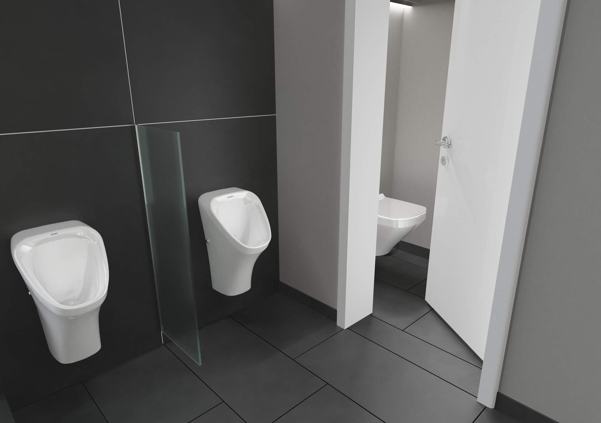 Salle De Bain Urinoir ~ durastyle urinoir durastyle dry 280830 duravit